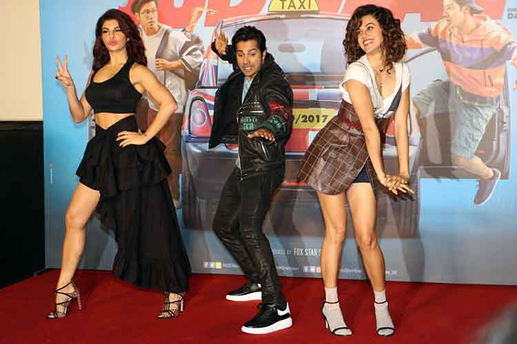 Judwaa 2 trailer launch pics