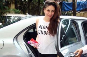 Kareena Kapoor spotted photo