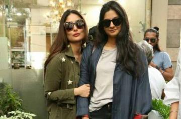 Kareena and Rhea Kapoor start prepping up for Veere Di Wedding