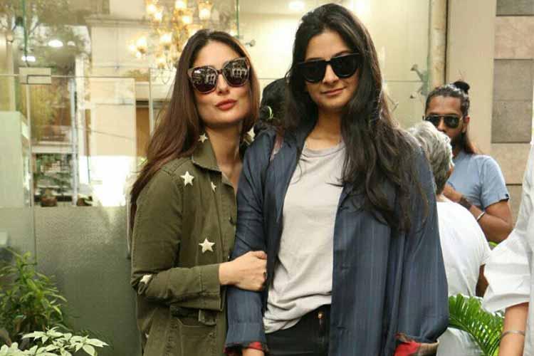 Kareena and Rhea Kapoor start prepping up for Veere Di Wedding