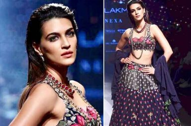 Lakme Fashion Week 2017: Kriti Sanon walks the ramp photo