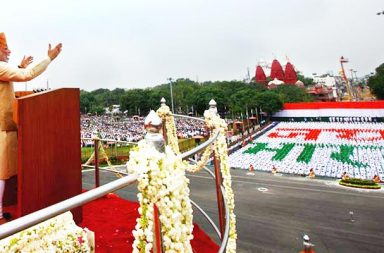 Independence Day, Narendra Modi
