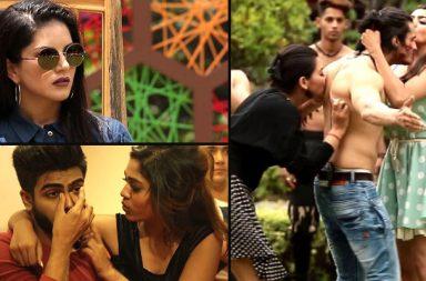 MTV Splitsvilla 10, contestants, tasks, Sunny Leone