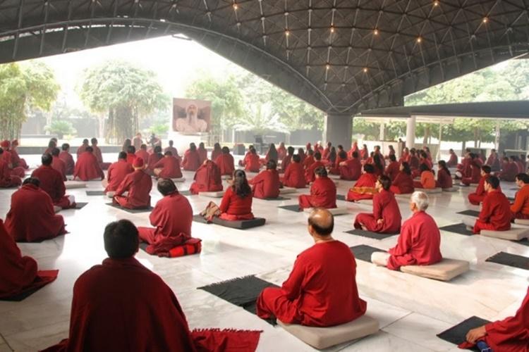 Isha Meditation Centre in Delhi