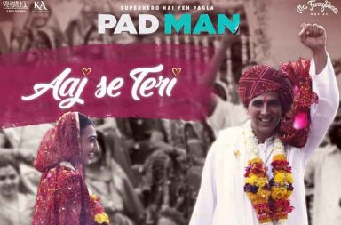 Padman first look photo