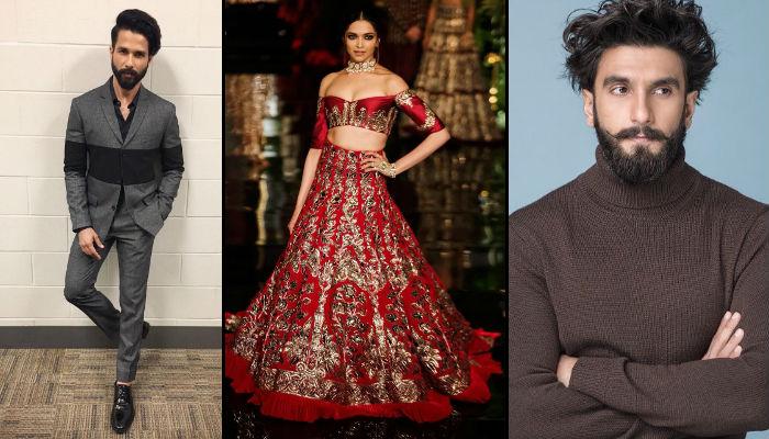 Shahid Kapoor, Ranveer Singh and Deepika Padukone, Padmavati, Sanjay Leela Bhansali Padmavati, inuth.com