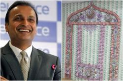 Fact check: Photos of Rs 2000 notes used for decoration at Anil Ambani's son's birthday are FAKE
