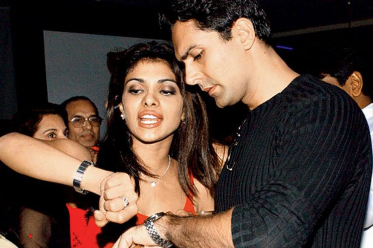 Priyanka Chopra and Aseem Merchant