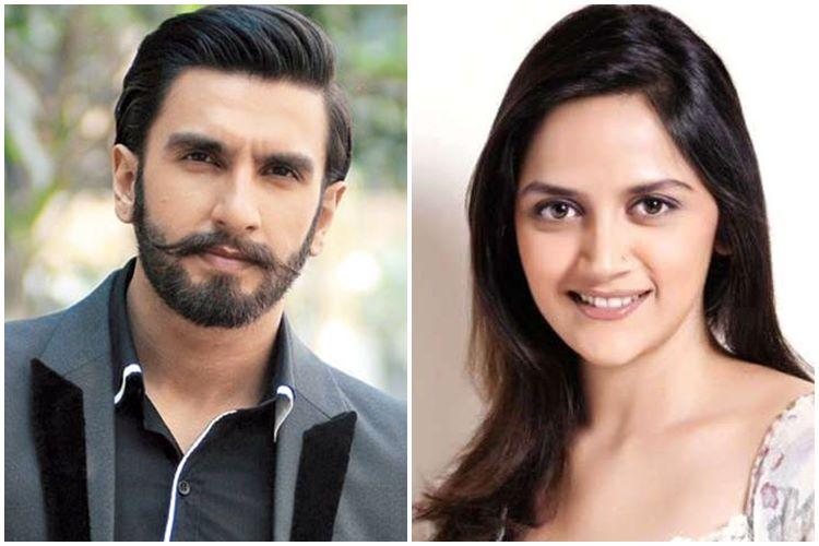 Ranveer Singh and Ahana Deol