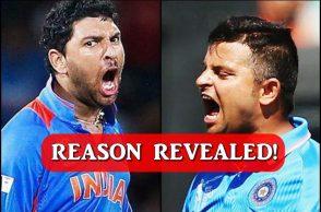 Yuvraj Singh, Suresh Raina, Yo-Yo fitness Test, India vs Sri Lanka