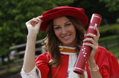This former beauty queen is the richest in UK. Her net worth is more than the Queen and JK Rowling combined!