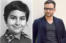 Birthday Special: Saif Ali Khan's throwback photo