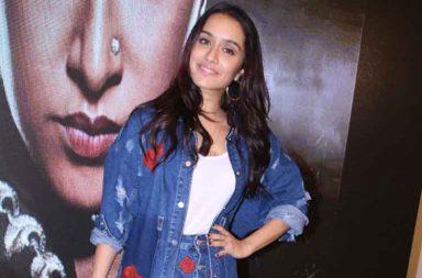 Haseena Parkar song launch
