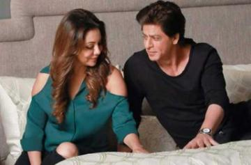 Shah Rukh Khan, Gauri latest photoshoot