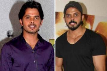 S. Sreesanth then and now photo