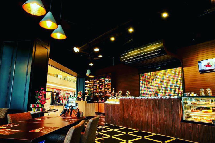 t Lounge by Dilmah, delhi, food