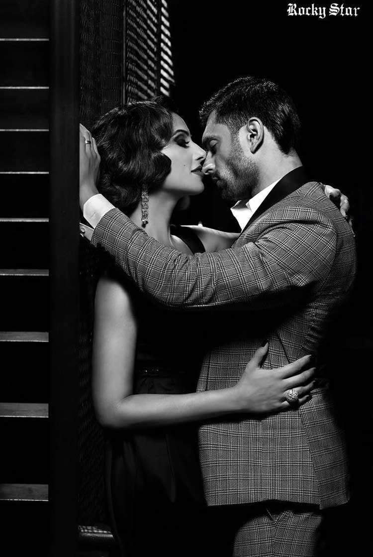 Bipasha Basu and her husband are on fire in their latest photoshoot