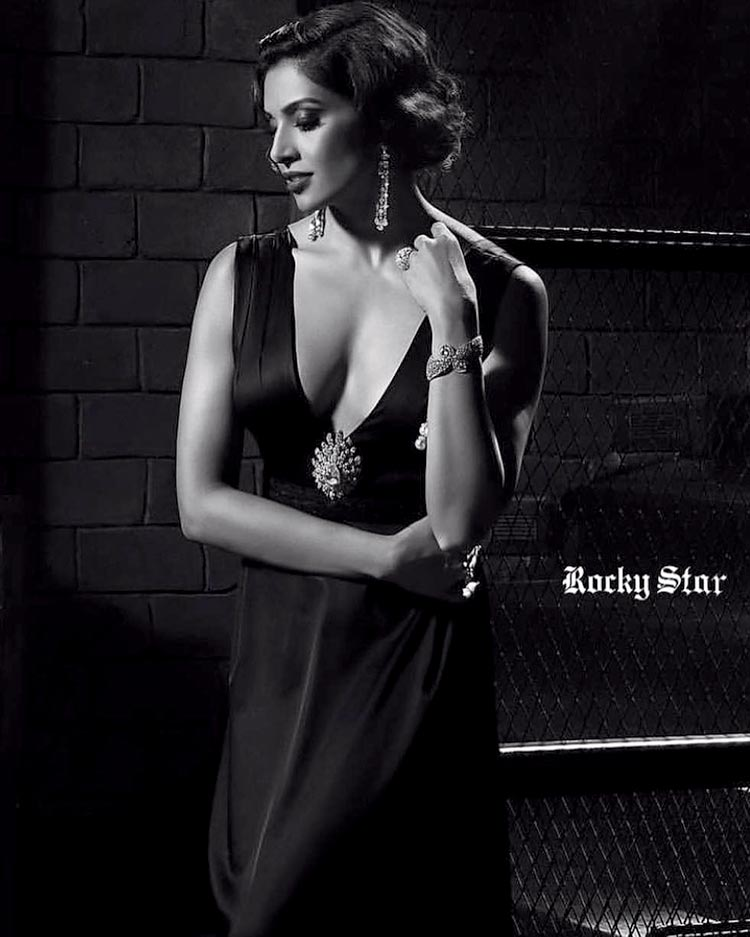 Bipasha Basu does a photoshoot for Rocky Star