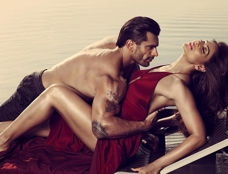 Bipasha Basu raising the heat with her latest photoshoot