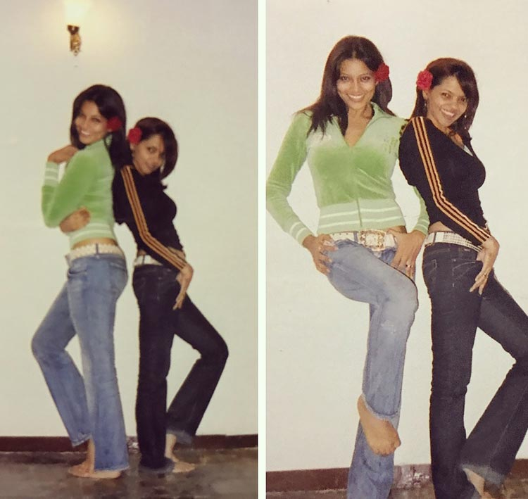 Bipasha Basu shares a throwback photo with Dipannita Sharma