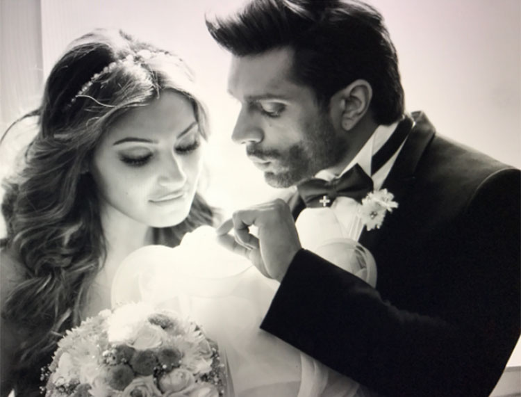 Bipasha Basu's lovely Instagram post for her husband Karan Singh Grover