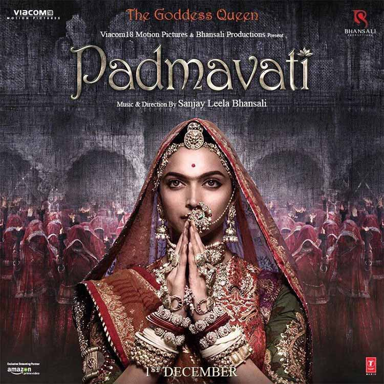 Deepika Padukone looks regal in her first look from Padmavati