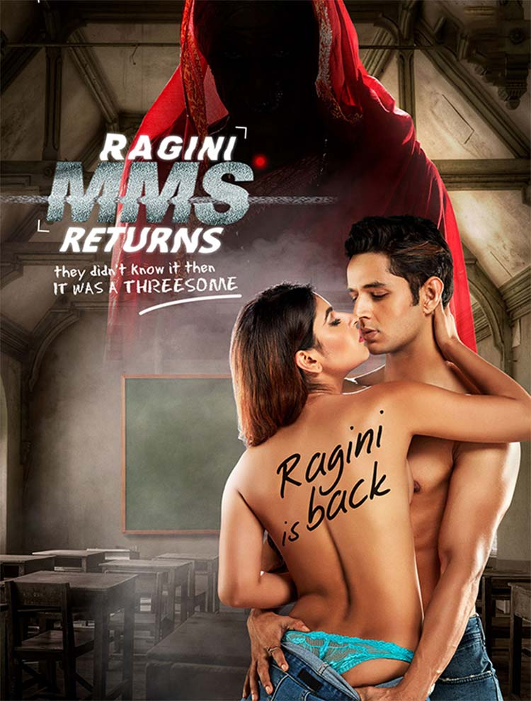 First poster of Ragini MMS 2.2