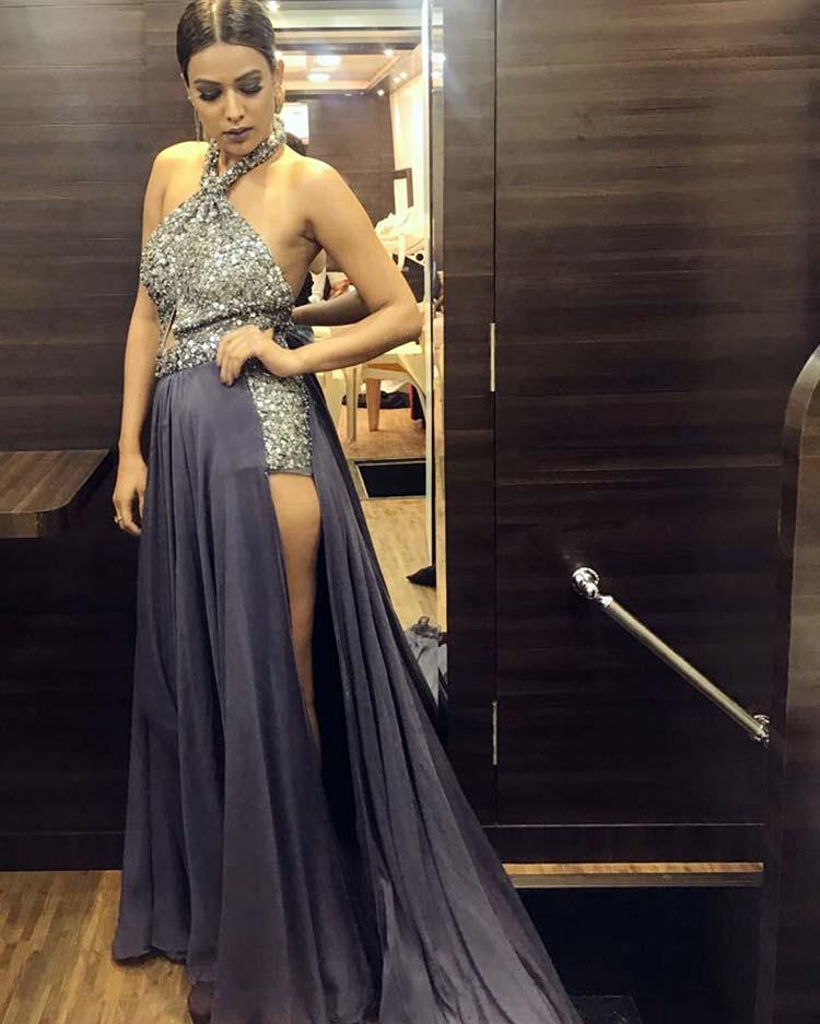 Nia Sharma's sexy look for Khatron Ke Khiladi 8 finale
