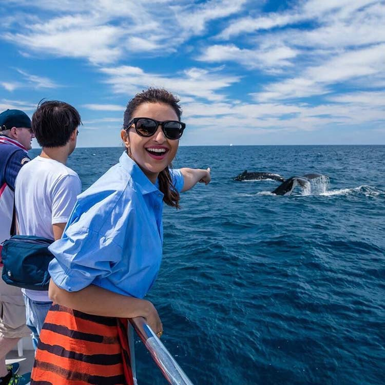 Parineeti Chopra is living her dreams in Australia
