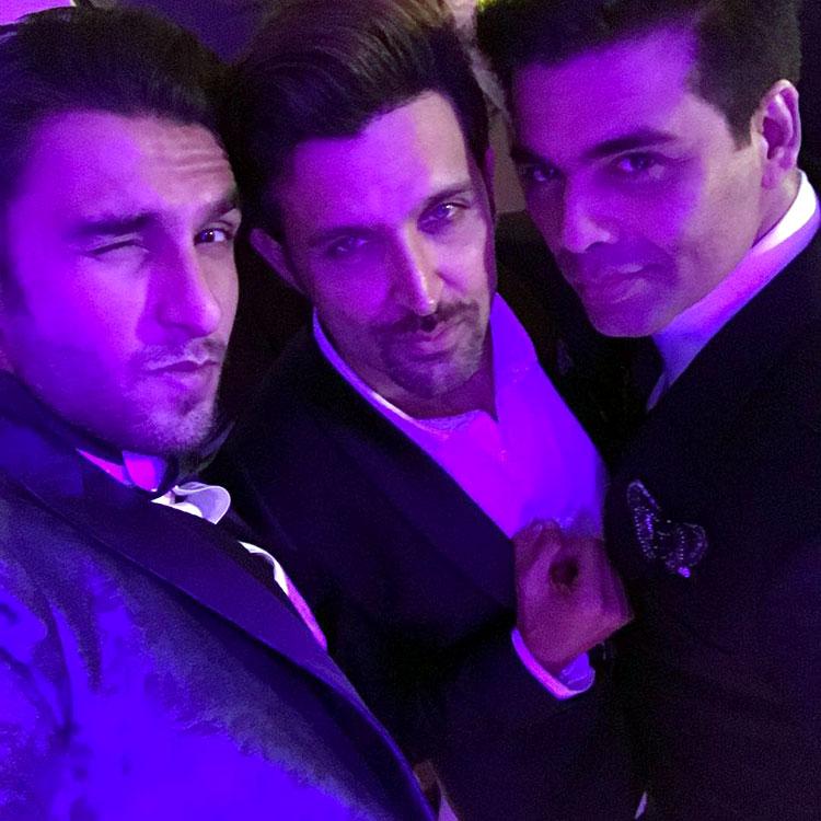 Ranveer Singh and Anil Kapoor 'rock the dance floor'
