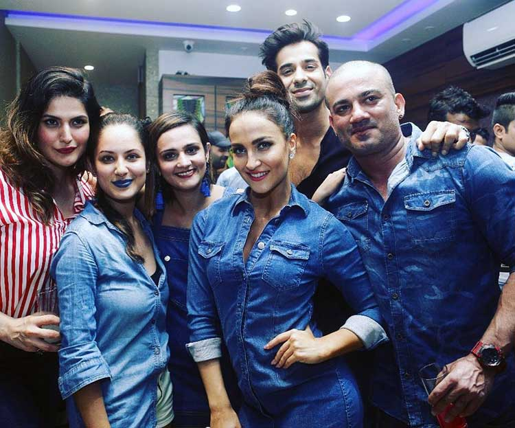 Shweta Rohira's pre birthday celebration with industry insiders