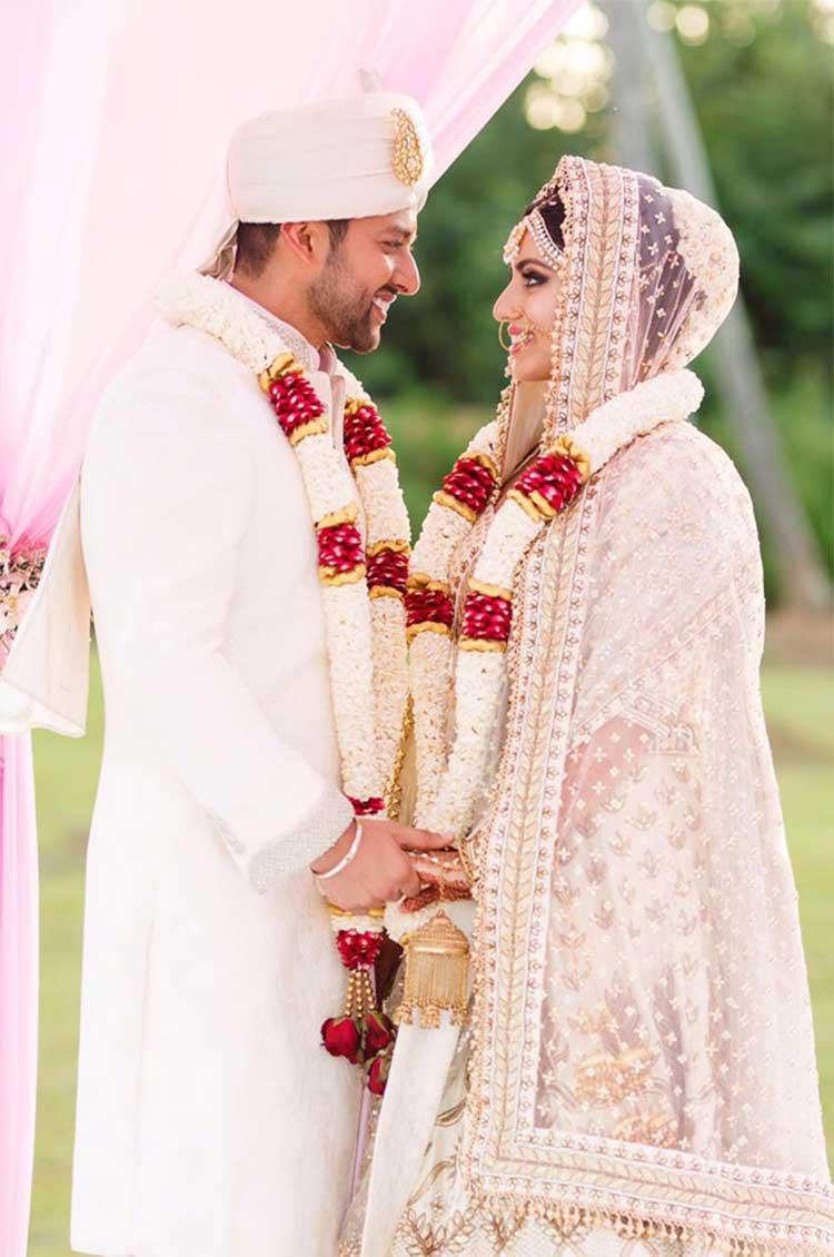 Aftab Shivdasani remarries his wife Nin Dusanj