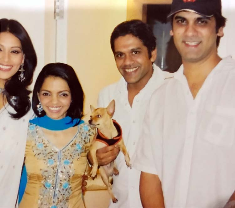 Bipasha Basu shares a massive throwback moment on Instagram