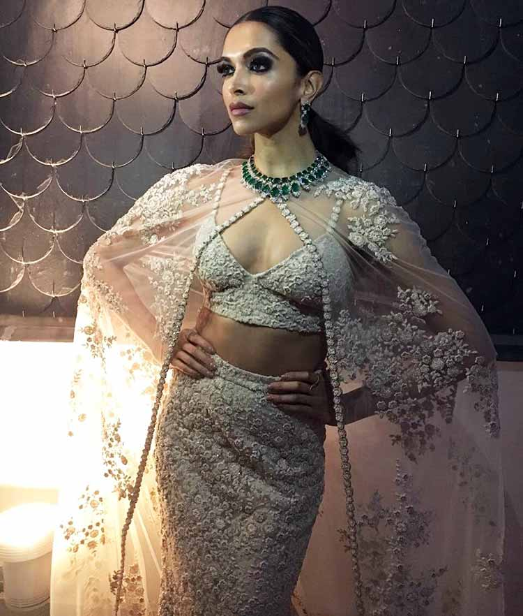 Deepika Padukone has got the perfect attitude to be a queen
