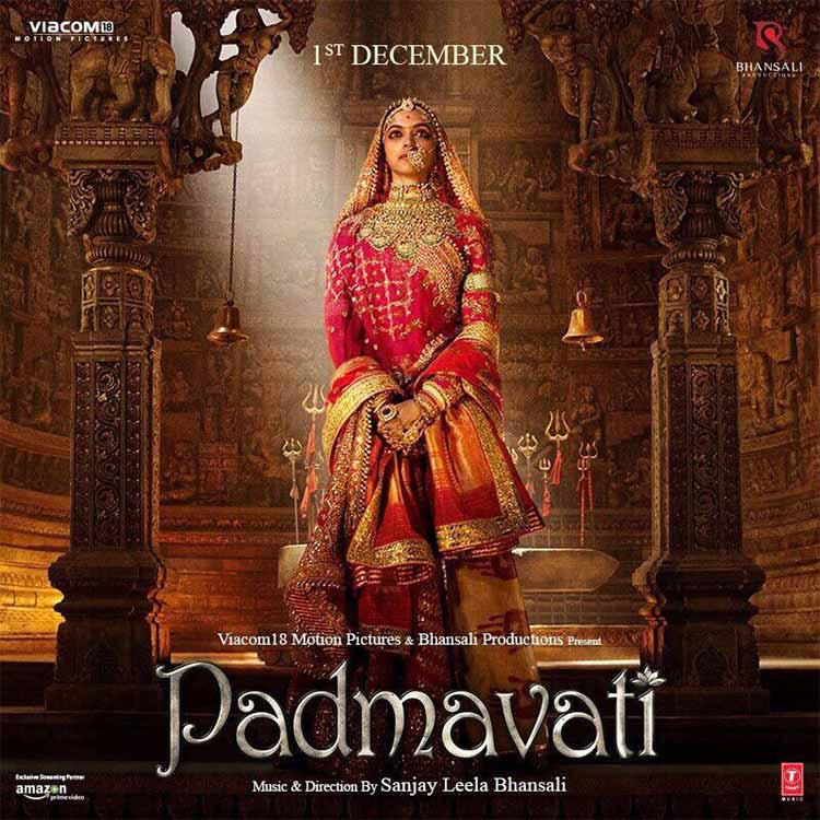 Deepika Padukone is breathtakingly awesome in her Rani Padmavati look