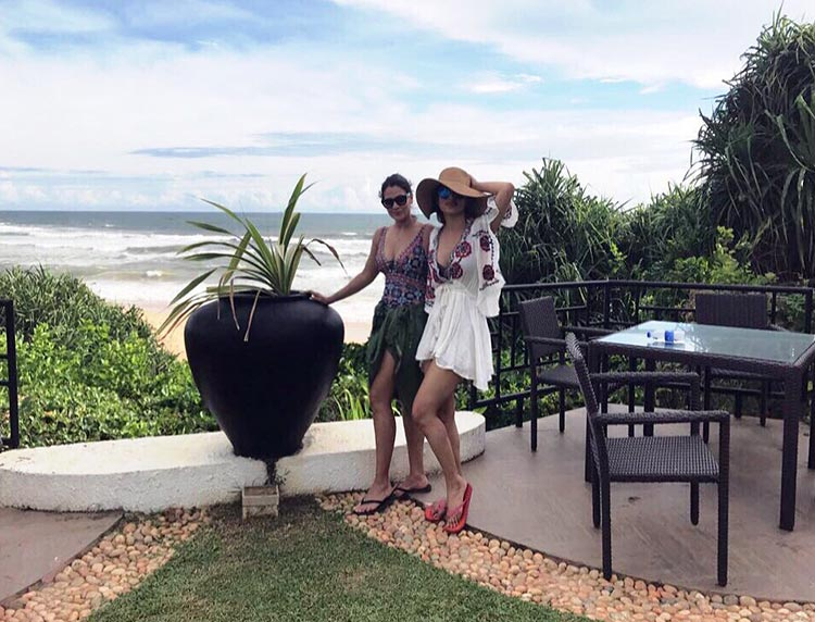 Mouni Roy looks super sexy in her vacation pictures