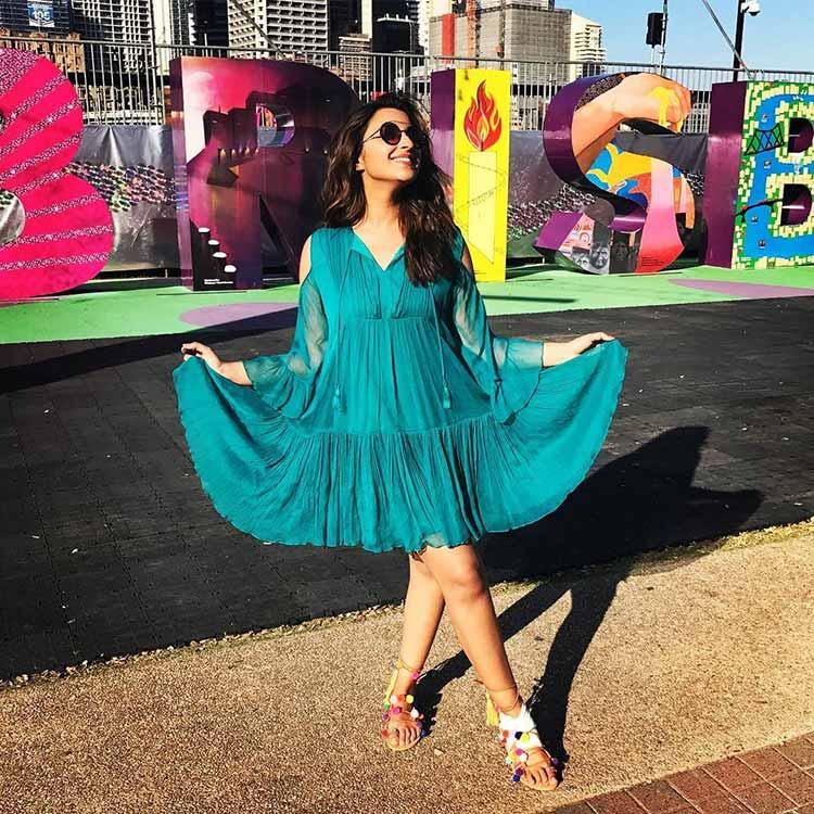 Parineeti Chopra looks ethereal in this photo from Brisbane