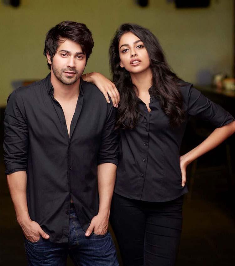 Varun Dhawan introduces 'October girl' Banita Sandhu