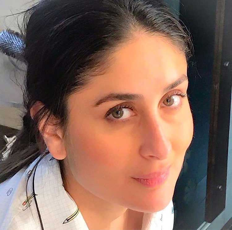 Kareena Kapoor's day 1 on sets of Veere Di Wedding