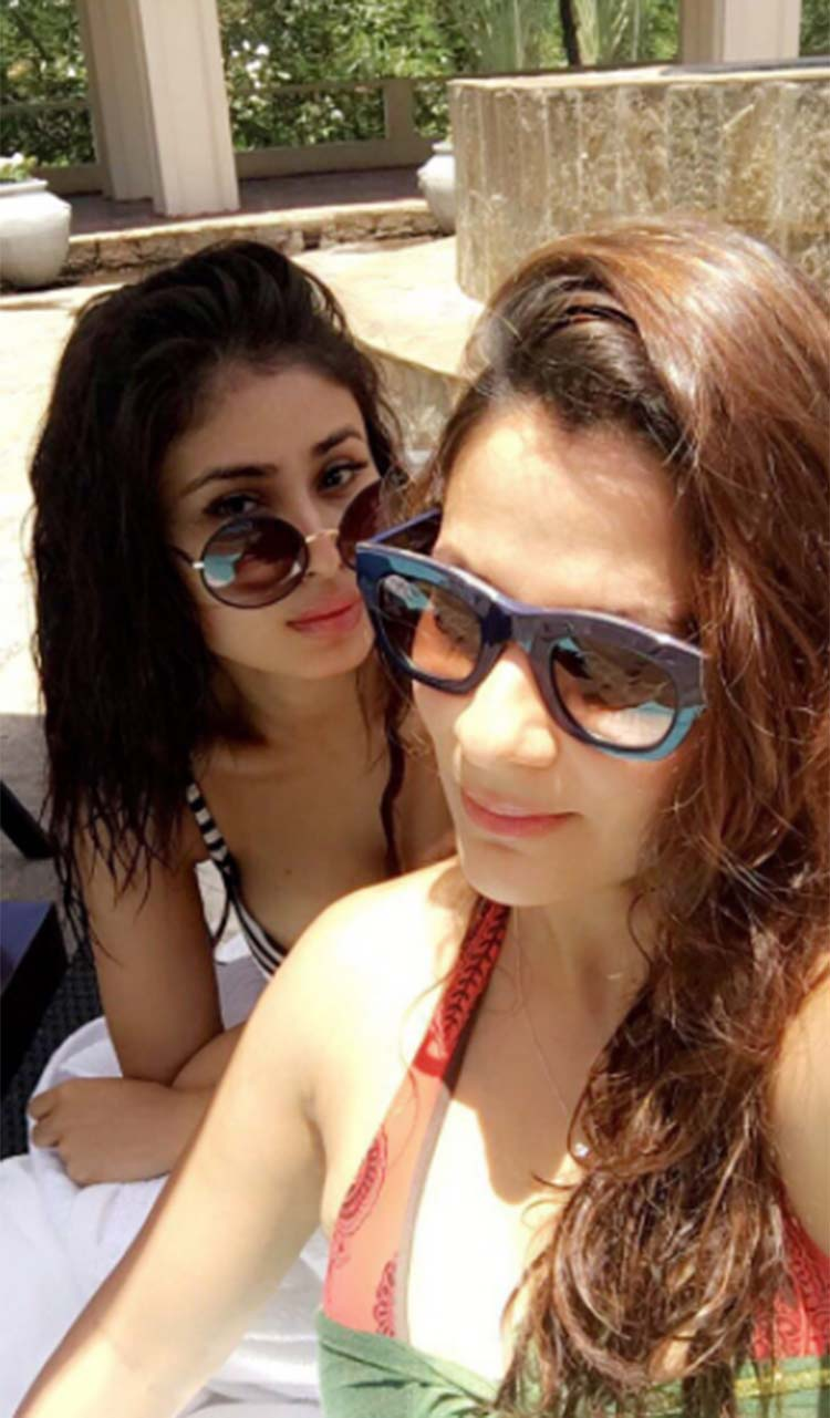 Mouni Roy's after swim photo is hotter than hell