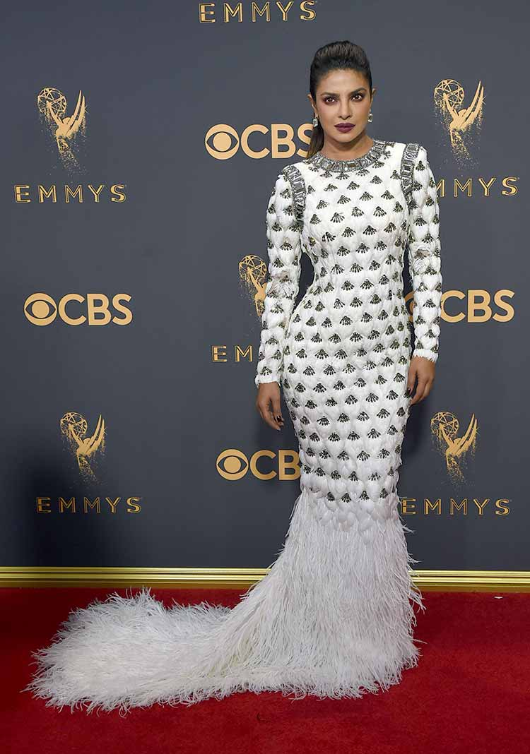 Image result for priyanka chopra called chopa at emmys