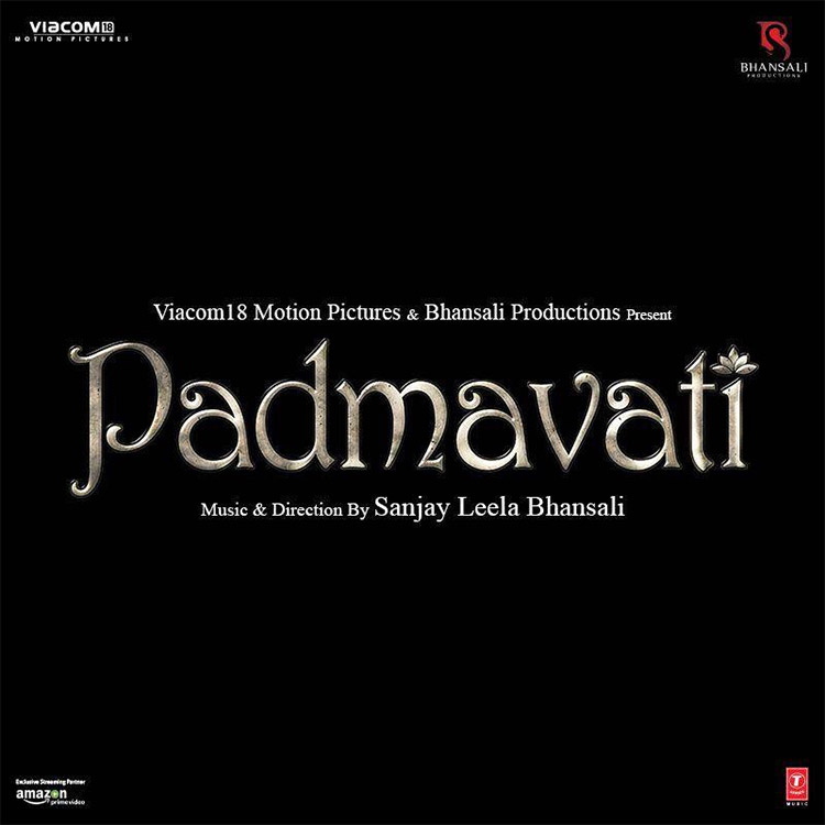 The first poster of Padmavati gives nothing about the film