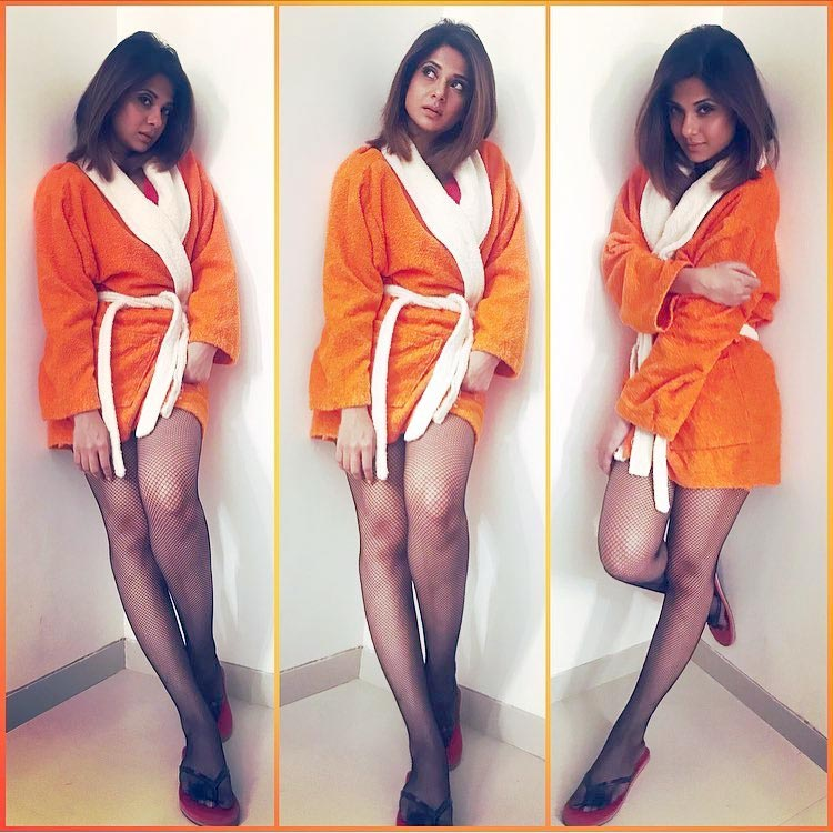 Jennifer Winget will give you major style goals with this photoshoot