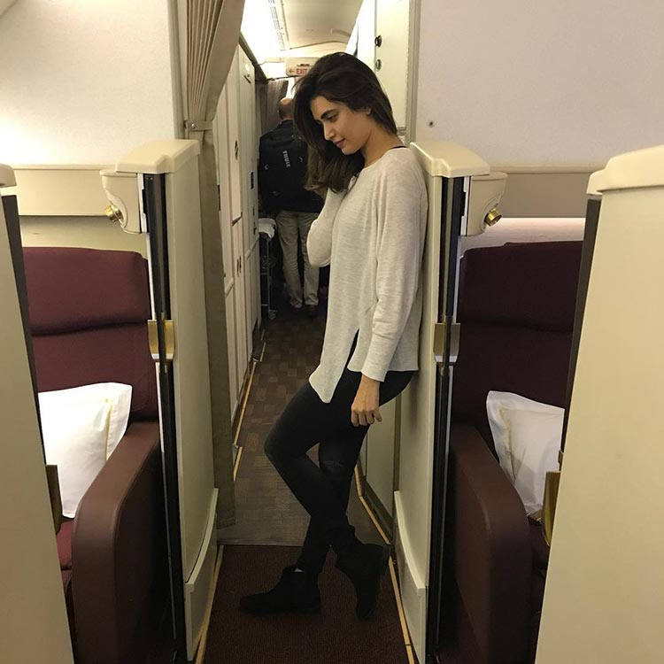 Karishma Tanna all geared up for her travel ventures