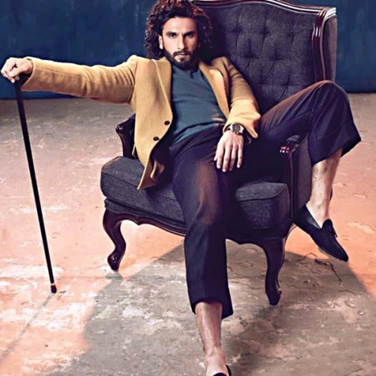 Ranveer Singh latest photoshoot