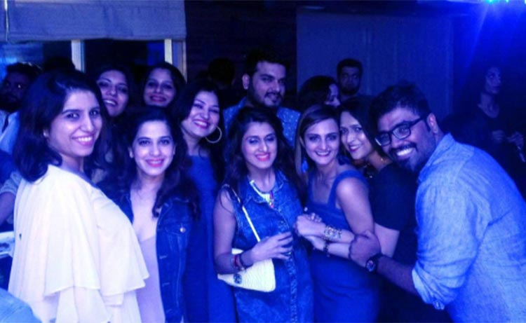 Shweta Rohira had a dashing pre-birthday celebration