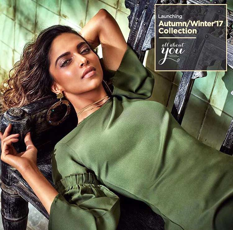 Deepika Padukone is high on oomph in her latest photoshoot