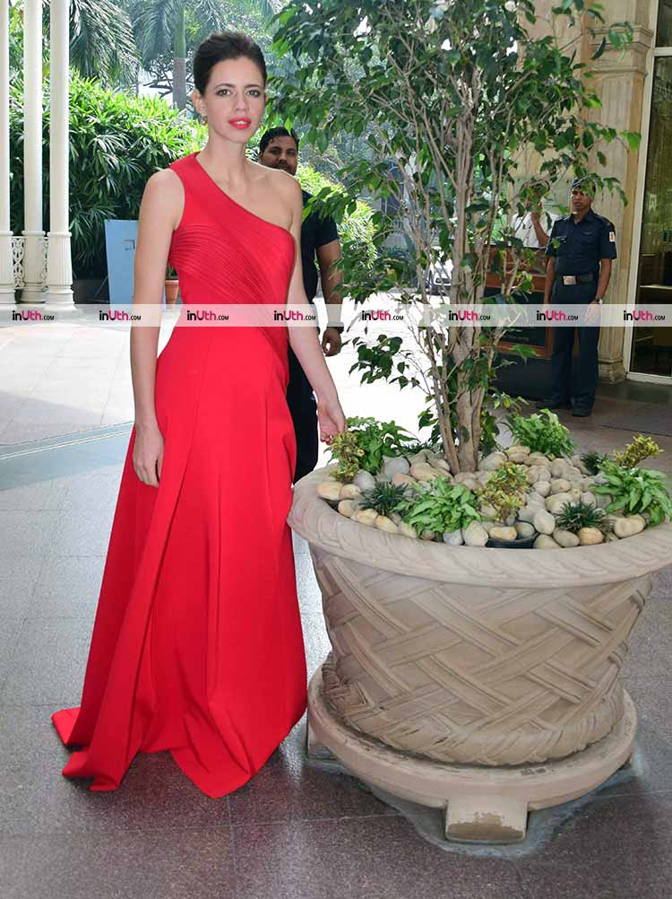 Kalki Koechlin looked ethereal at Oriflame campaign launch event