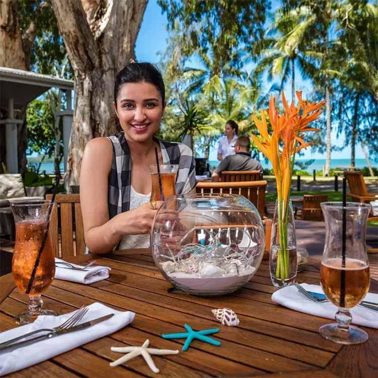 Parineeti Chopra chilling in Australia