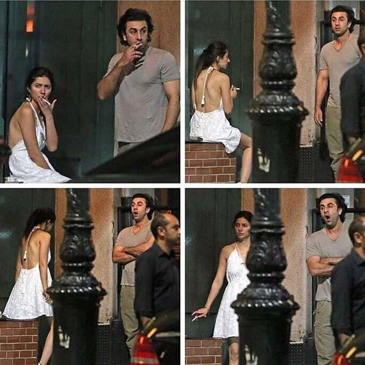 Ranbir Kapoor and Mahira Kapoor might be dating